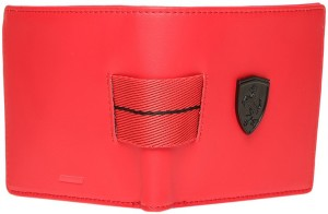 Puma Men Red Canvas Wallet 5 Card Slots Best Price in India  e32f03ab5