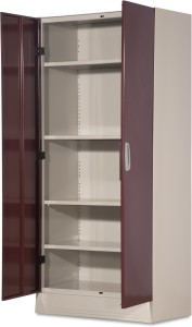 Godrej Interio Slimline 4s Metal Almirah Finish Color