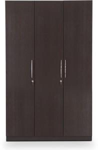 HomeTown Mozart Engineered Wood 3 Door Wardrobe