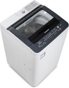 Panasonic 6.2 kg Fully Automatic Top Load Washing Machine Grey