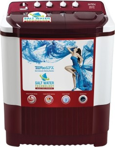 Intex 7.6 kg Semi Automatic Top Load Washing Machine