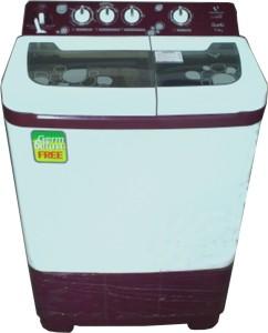 Videocon 7.3 kg Semi Automatic Top Load Washing Machine QUANTA+ VS73J22 DM  Videocon Washing Machines