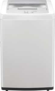 LG 6 kg Fully Automatic Top Load Washing Machine White T7071TDDL
