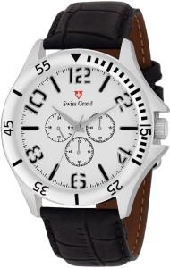 Swiss Grand S-SG-1025 Analog Watch  - For Men