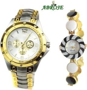 Abrose Rosracombo10033 Analog Watch  - For Men & Women