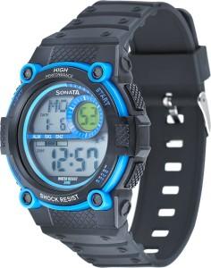 Sonata NH77004PP03J Digital Watch  - For Men