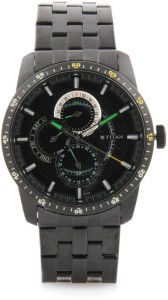 Titan NF9449NM01 Ssteele Collection Analog Watch  - For Men