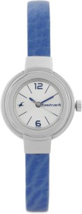 Fastrack NG6113SL02 Analog Watch  - For Women