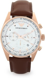 d109f0bde884 Emporio Armani AR5995I Analog Watch For Men Best Price in India ...