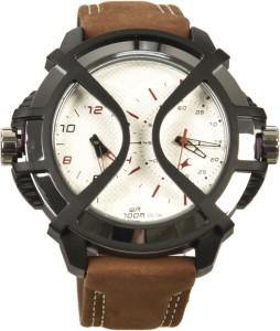 Fastrack NF38016PL02 Analog Watch  - For Men