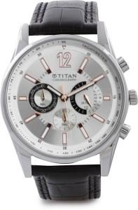 Titan NH9322SL01 Classique Analog Watch  - For Men