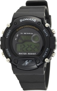 Sonata NG7982PP03 Digital Watch  - For Men