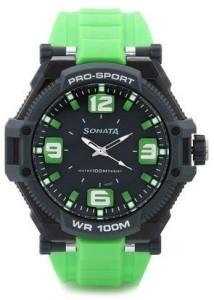 SF NG77029PP02J Analog Watch  - For Men
