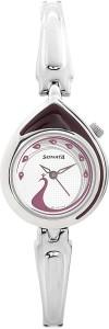 Sonata 8119SM02C Analog Watch  - For Women