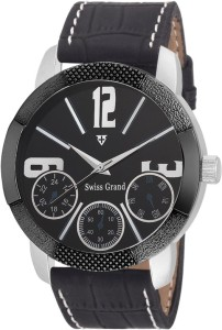 Swiss Grand SG 1105 Grand Analog Watch  - For Men