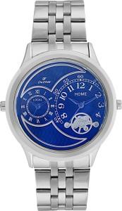 Dezine DZ-GR1302-BLK Analog Watch  - For Men