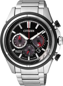 d0eac34f61f Citizen CA4241 55E Eco Drive Analog Watch For Men Best Price in India