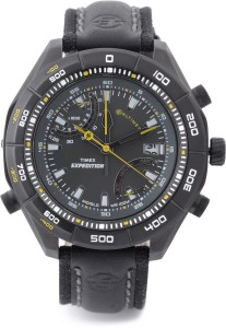 Timex T497L5 Expedition Analog Watch  - For Men