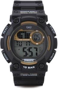 Q&Q M141J003Y Digital Watch  - For Men