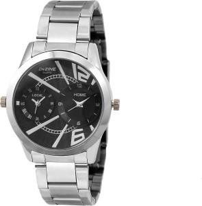Dezine DZ-GR8051-BLK-CH Analog Watch  - For Men