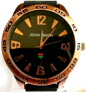 John Smith Js-Copper Sports JS Sports Analog Watch  - For Boys