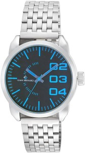 Giani Bernard GB-1112B Speedometer Analog Watch  - For Men