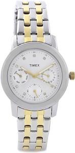 Timex TI000W10300 E-Class Analog Watch  - For Women