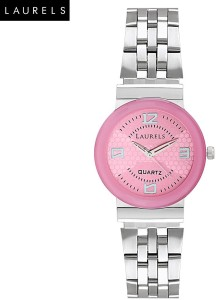 Laurels Lo-Ags-103 Angus Analog Watch  - For Women