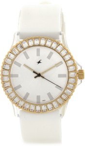 Fastrack NG9827PP01 Hip Hop Analog Watch  - For Women