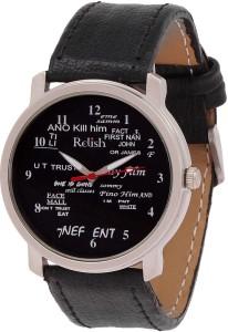 Relish R-639 Designer Analog Watch  - For Men