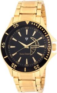 Swiss Grand SG-1071 Grand Analog Watch  - For Men