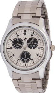 Pittsburgh Polo Club PBPC-396-SS-SIL Analog Watch  - For Men