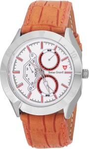 Swiss Grand SG1008 Grand Analog Watch  - For Men