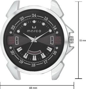 MARCO SPORTY MR-GR 1006 ORANGE Watch  - For Men