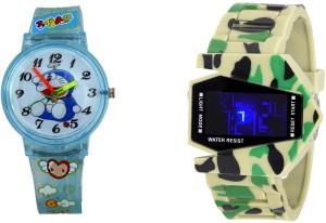 COSMIC DORAEMON SS3218 Analog-Digital Watch  - For Boys & Girls