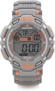 SF NH77009PP03J Digital Watch  - For Men
