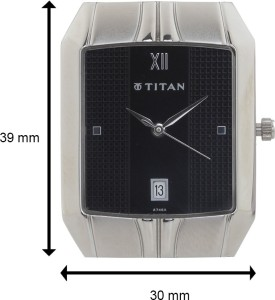 1275ace7278 Titan NH9264SM02 Analog Watch For Men Best Price in India