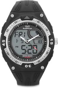 Q&Q GW78J002Y Analog-Digital Watch  - For Men