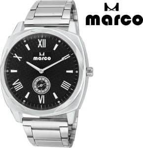 Marco chronograph mr-gr 2003-blk-ch Analog Watch  - For Men