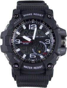 Adixion 759RG01 New Sport Series for Youth. Analog-Digital Watch  - For Men & Women