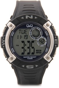 Q&Q M065-003 Digital Watch  - For Men