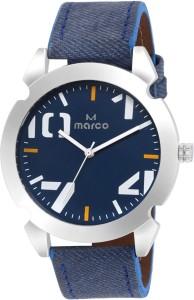 Marco ELEGANT MR-GR001 BLUE Analog Watch  - For Boys