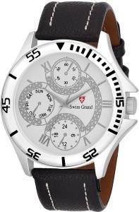 Swiss Grand S-SG-1027 Analog Watch  - For Men