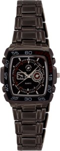 Pittsburgh Polo Club PBPC-395-SS-BLK Analog Watch  - For Men