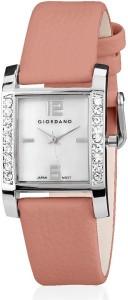 Giordano P9295 Pink Analog Watch  - For Women