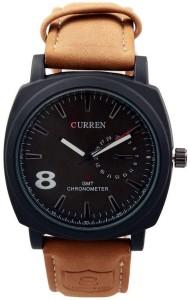 Curren BUTFLYWHT Analog Watch  - For Men