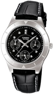 Casio A531 Enticer Ladies Analog Watch  - For Women
