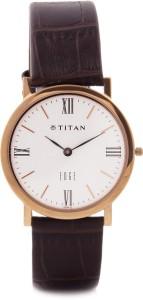 Titan NH679WL01 Edge Analog Watch  - For Men