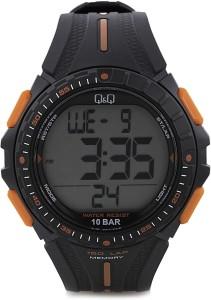Q&Q M102J002Y Digital Watch  - For Men