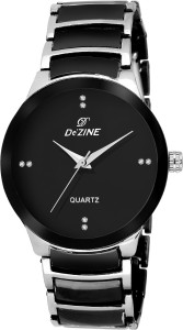 Dezine DZ-GR3200-BLK Analog Watch  - For Men